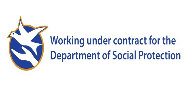 DSP working under contract Logo