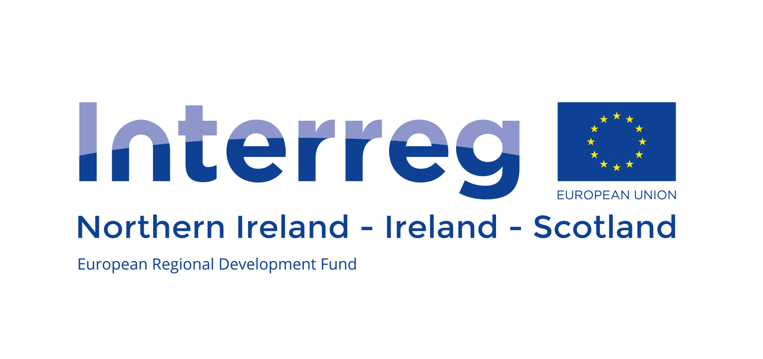 Interreg Logo withERDF